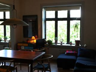 Classic Noerrebro-style apartment in nice location, Copenhague