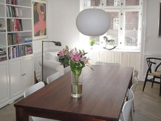 Large luxurious apartment in perfect area at Oesterbro, Copenhague