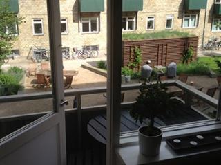 Cosy Copenhagen apartment near Valby station