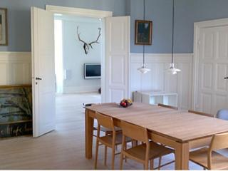 Fantastic open Copenhagen apartment with views, Copenhague