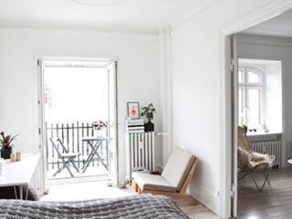 Beautiful Copenhagen apartment with perfect location, Copenhague