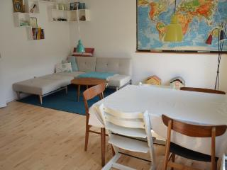 Child friendly Copenhagen apartment with nice courtyard, Copenhague