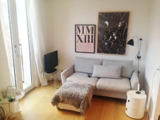 Beautiful and sunny Copenhagen apartment near Forum, Copenhague