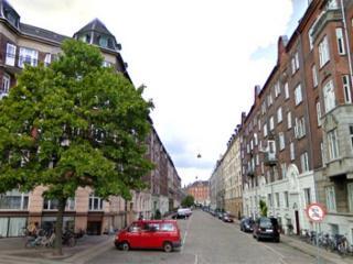 Copenhagen apartment close to Dybboelsbro station