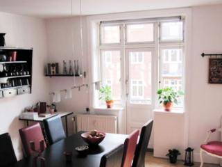 Cozy Copenhagen apartment at Enghave station