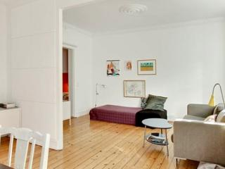 Beautiful renovated Copenhagen apartment at Vesterbro, Copenhague