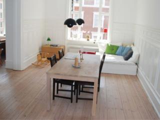 Oesterbro style Copenhagen apartment, Kopenhagen