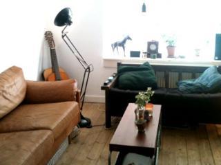 Cozy artist Copenhagen apartment at Noerrebro