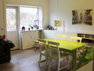 Bright Copenhagen apartment close to Utterslev Mose, Copenhague