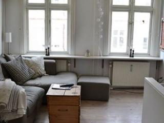 Cozy 2 level Copenhagen apartment at Noerreport