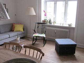 Charming Copenhagen apartment near Fuglebakken station