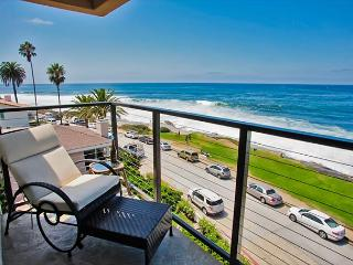 Ocean view penthouse suite in the heart of the Village, La Jolla