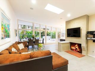Open floor plan is perfect for family time.