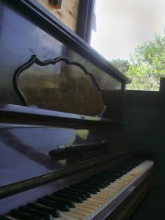 we have a piano