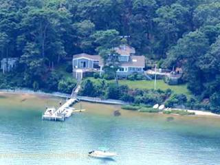 CARPC - Waterfront, Dock, Wifi Internet, Private Beach Rights, Vineyard Haven