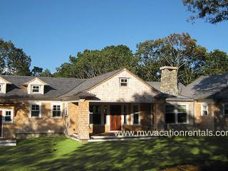 BRANR - Chilmark Contemporary Waterfront, Enjoy Quansoo Private Association  Beach, -Walk or Drive, West Tisbury