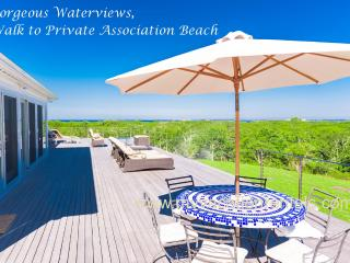REIDM - Gorgeous Water Views, Walk to Private Association Beach, Breathtaking Su