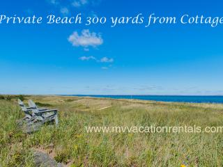 LORUA - Waterfront, Central A/C, Aquinnah