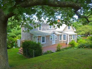TEELK - Menemsha Village Cottage, Walk to Menemsha Beach, A/C, WiFi