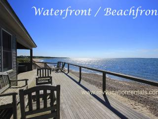 PARRN - Boutique Luxury Cottage Waterfront and Beachfront, Vineyard Haven