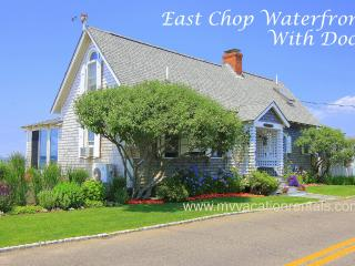 ROSKH - East Chop Beachfront Home, Waterviews, Hi Speed Internet, Central A/C