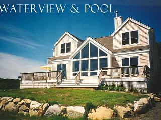 WEINP - Hilltop in Aquinah, Pool, Spectacular Views, Expansive Decks, Perfect Family Retreat, Short Drive to Gorgeous Beaches, Aquinnah