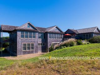 HAJJA - Outstanding Designer Residence, Sweeping Atlantic Views and Gorgeous Sunsets, Professionally Decorated., Aquinnah