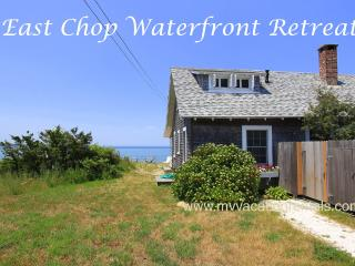 DOHEM - East Chop Seaside Cottage, Large Porch, WiFi, Spectacular Views, Oak Bluffs