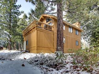 Cabin w/private hot tub, pet-friendly, trail access, Tahoe City