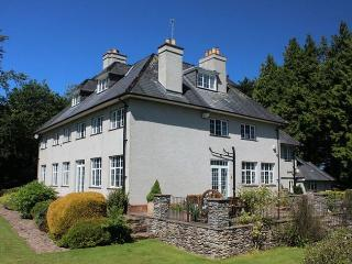 MONKH House situated in Exford