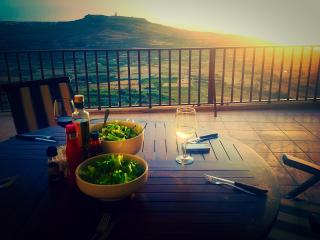 Gozo Luxury Holiday  Apartment with stunning sea  country views!, Marsalforn