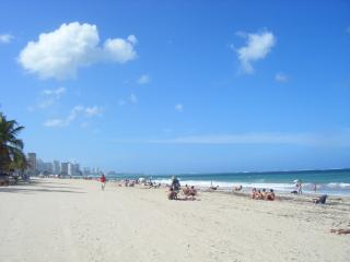 Beach + hip, eclectic San Juan
