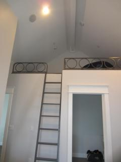 Loft area in 3rd and 4th bedrooms