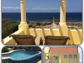Endless Ocean Front Luxury Kalki Villa, Sabana Westpunt