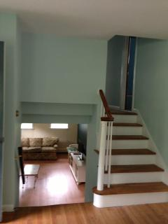 Hall to Upstairs Bedrooms