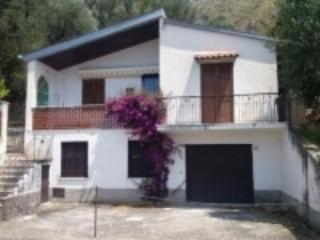 Villa on Cilento coast with see view and olive tree garden, Pisciotta