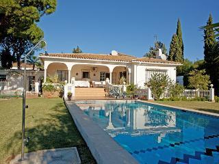 Magnificent villa Hacienda las Chapas Marbella