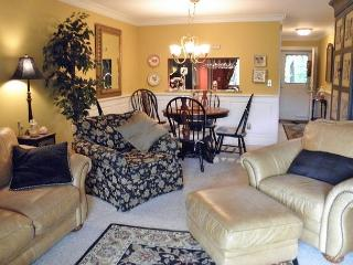 OCEAN  EDGE RESORT- 2 BEDROOM, 2 BATH LOWER LEVEL GARDEN VILLA, Brewster