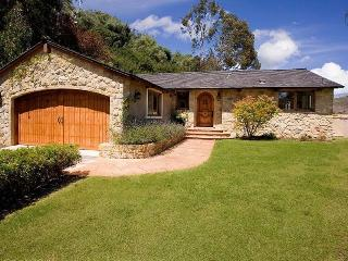 Pet-friendly home is 2 blocks from Hendry's Beach - Le Petit Chateau, Santa Barbara