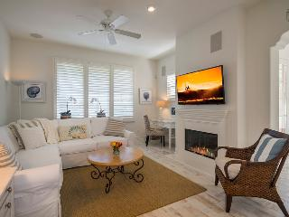 Elegant condo is perfect for Urban Wine Tour and just blocks from the beach - 30 Night Minimum - Bella Mar, Santa Barbara