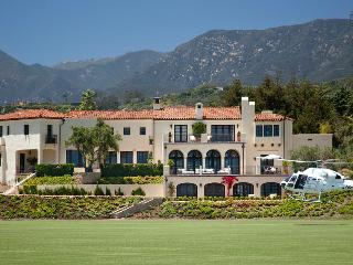 The ultimate in Luxury- Italian style villa with ocean views at SB polo club. - Villa Sevillano, Carpinteria