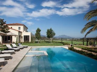 The ultimate in Luxury- Italian style villa with ocean views at SB polo club