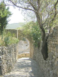 History major places (here Minerve)