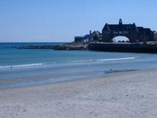 Narragansett Beach and Towers