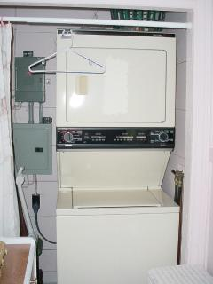half bath washer and dryer