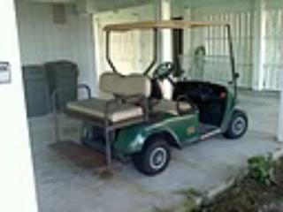 Golf cart for your use