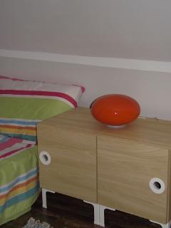 second Bedroom Detail