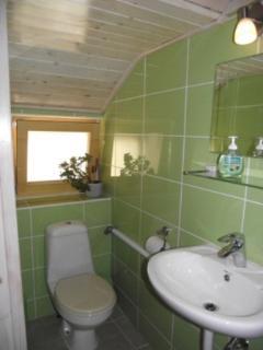 Shower room/WC detail