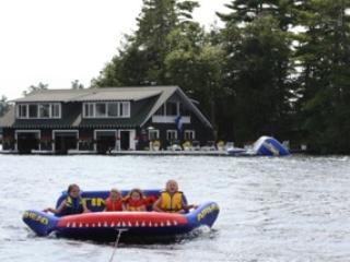 Lake Joseph Private Island-Cottage & Boathouse, Mactier