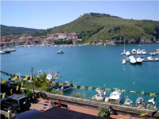Porto Ercole Cottage with; Superb Mediterranean Views and  Italian Lifestyle